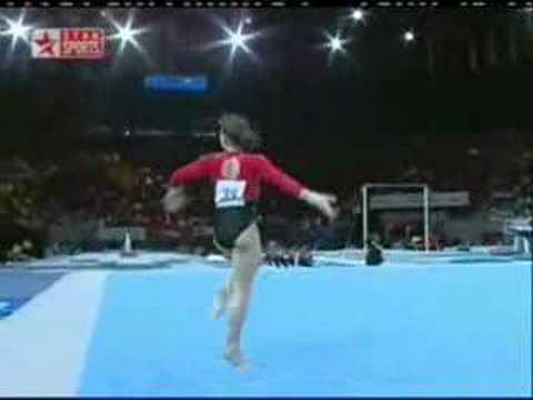 gymnastics las mejores del mundo