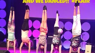 getlinkyoutube.com-And We Danced!! The Best Day Ever | #Flair | Playlist Live