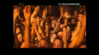 getlinkyoutube.com-DEPECHE MODE - BEST OF LIVE IN CONCERT 1988 - 2009 (HD) (1080p)