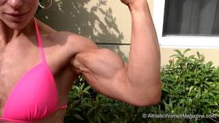 Wendy Lindquist Biceps Bigger Than Ever