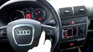 getlinkyoutube.com-Audi A3 8L  RNS-E and  voice control system--bluetooth ,dvb-t,dvd, ful opcja