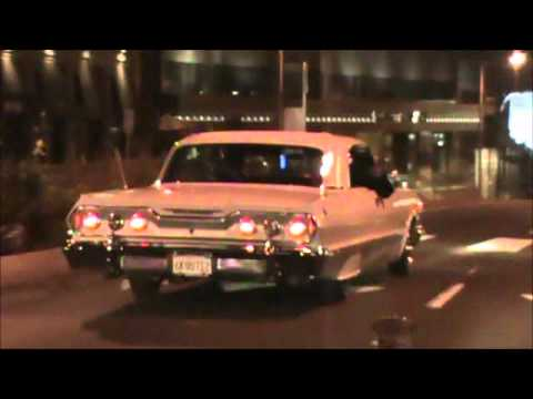 [12] Lowriders in L.A. - Saturday Night Hollywood Cruise 2011