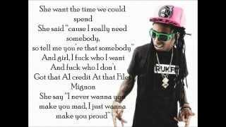 getlinkyoutube.com-Lil Wayne ft. Future Drake - Good Kush and Alcohol Lyrics
