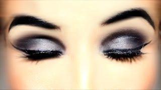 getlinkyoutube.com-Boy To Girl Transformation   Smokey Eye   Adrian Hills