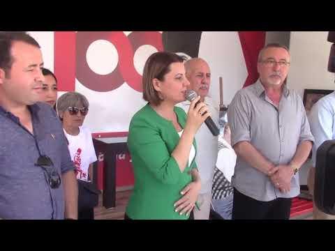 Başkanın Videoları - CUMHURİYET TIRI İZMİT'TE