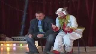 Clown Petro numéro Autostopeur