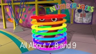 getlinkyoutube.com-NUMBERJACKS | All about 7, 8 and 9