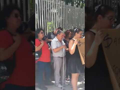 clique aqui para ver o video Manifestação pelo desbloqueio das contas do IPC