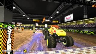getlinkyoutube.com-Monster Truck Destruction [Episode 1]