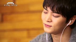 getlinkyoutube.com-Global Request Show : A Song For You - 나비효과 | Butterfly Effect by Joo Won (2014.01.03)