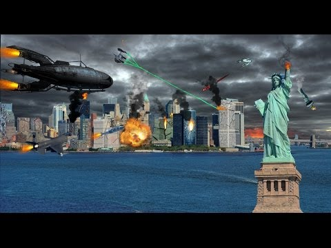 Destroyed New York - (#Gimp) | Qarz