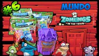 getlinkyoutube.com-Zomlings Español | Zomlings Serie 3 | Mundo Zomlings #6