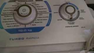 getlinkyoutube.com-Resolva Lavadora Electrolux LTR10 Não Liga