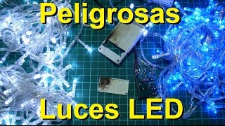 getlinkyoutube.com-Peligrosas luces led de navidad