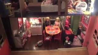 Video Completo... Mi Casa de Muñecas Barbie (Not reborn related)