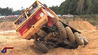 "getlinkyoutube.com-Truck Trial Bohemia 2014 - ""KUNSTAT"""