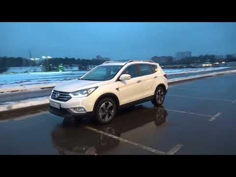Зимний тест Dong Feng AX7. Все мы будем ездить на китайцах и время это уже пришло!