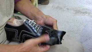 getlinkyoutube.com-Napínání svršku obuvi