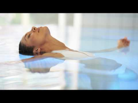 Thermal Pool | Background Music for Spa and Baths, Healing Water Sounds Spa Massage Music