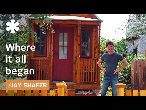 A tiny home tour: living in 89 square feet