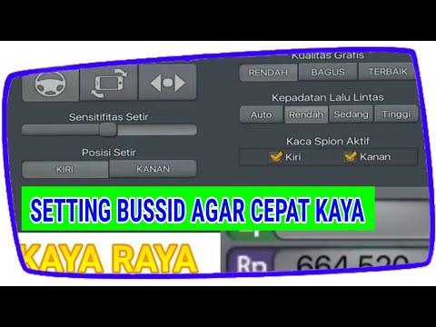 Cara Cepat Kaya Di Game Bus Simulator Indonesia