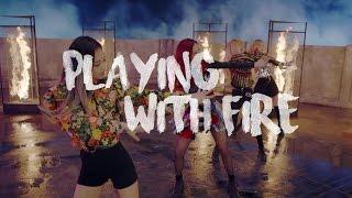 PLAYING WITH FIRE (불장난) - BLACKPINK | Hang/Rom/English Lyrics