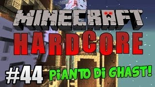 getlinkyoutube.com-Minecraft Hardcore ITA Ep.44 - PIANTO DI GHAST!