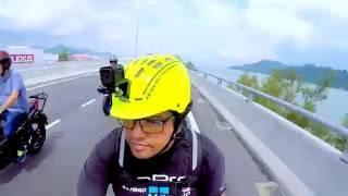 getlinkyoutube.com-Ride Y15ZR Pengantin Ejam & Faizah