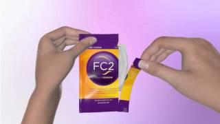 getlinkyoutube.com-How to Use Your FC2 Female Condom