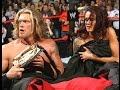 WWE RAW 01.09.06 Edge & Lita Live Celebration 720p +18