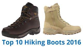 getlinkyoutube.com-10 Best Hiking Boots 2016