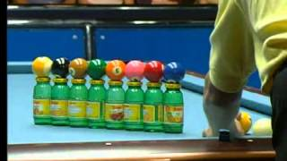 getlinkyoutube.com-World Pool Trick Shots 2001 - Fabio Petroni
