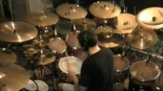 """getlinkyoutube.com-Drumcover of """"Toxicity"""" by System of a Down"""