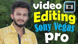 {HINDI} the complete step by step video editing course with sony vegas pro || video editing software