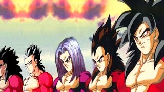 getlinkyoutube.com-6 Curiosidades del Super Saiyajin Nivel 4/Dragon Ball