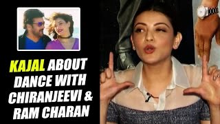 getlinkyoutube.com-Kajal Agarwal about Dance in Sundari Song with Chiranjeevi and Ram Charan - Filmyfocus.com