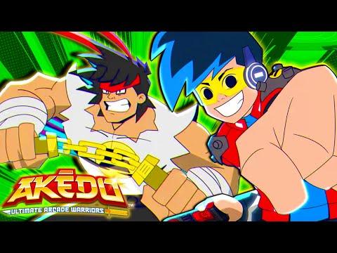 Akedo Ultimate Arcade Warriors Ultimate Battle Arena