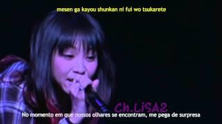 getlinkyoutube.com-LiSA - say my name no kataomoi - Legendado - PT