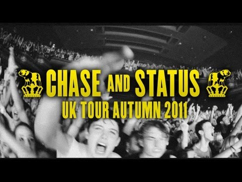 Chase &amp; Status - Nominated for Best British Group at The Brit Awards 2012
