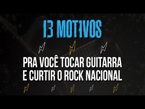 Dia Mundial do Rock - 13 motivos para voc� continuar tocando guitarra e curtir ROCK