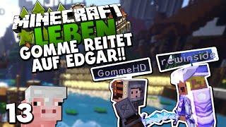 getlinkyoutube.com-GOMME REITET AUF DEM HEILIGEN EDGAR & ILLEGALES DROGENLABOR?! ✪ Minecraft LEBEN #13 | Paluten