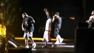 Eminem & Lil Wayne - No Love Live