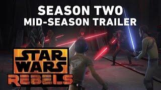 getlinkyoutube.com-Star Wars Rebels Season Two - Mid-Season Trailer (Official)