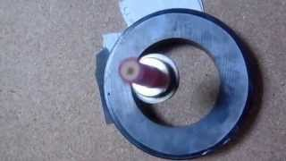 getlinkyoutube.com-Levitacíón magnética. Levitrón