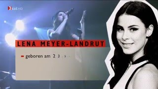 getlinkyoutube.com-Katrin Bauerfeind assistiert Lena Meyer-Landrut | 09.04.2016
