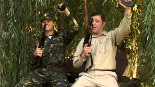getlinkyoutube.com-Puiu Codreanu si Varu' Sandel   Armata