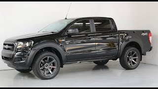 getlinkyoutube.com-2017 Ford Ranger XL 4x4 - Team Hutchinson Ford
