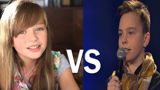 Connie Talbot VS Mike Singer II Say Something II