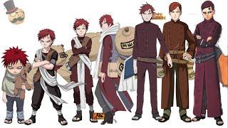 getlinkyoutube.com-Naruto characters: Gaara's evolution