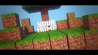 getlinkyoutube.com-TOP 20 FREE Minecraft Intro Templates! - Sony Vegas, After Effects, Cinema 4D